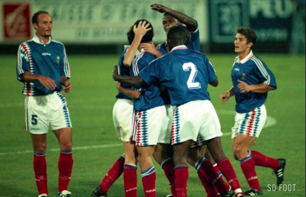 Contre quelle nation l'Equipe de France a-t-elle connue sa plus large victoire ?
