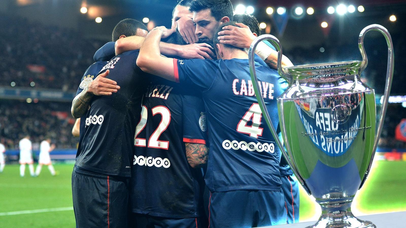 Parmi ces joueurs du PSG, lequel n'a jamais remporté la Ligue des Champions ?