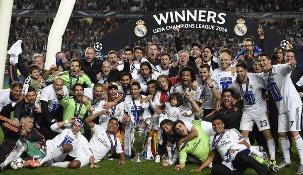Combien le club Merengue a-t-il remporté de Ligue des Champions ?
