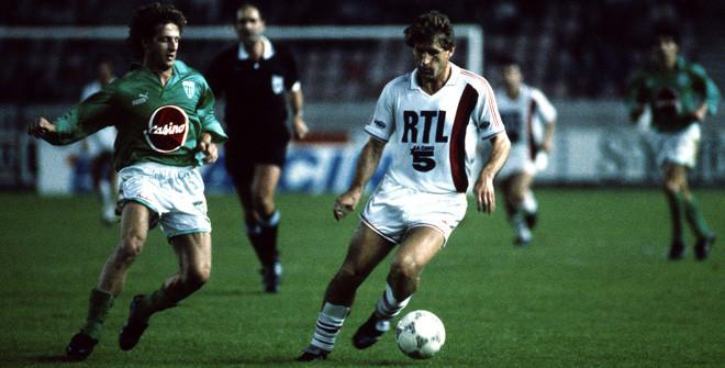 Qui est le joueur à avoir porté le maillot du PSG le plus souvent ?